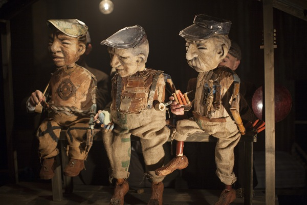 The Three Little Men in Grimm Tales, The Bargehouse_credit Tom Medwell
